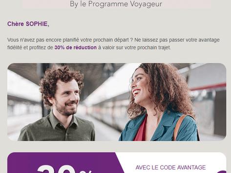 Je me suis fait consciemment avoir par Oui SNCF