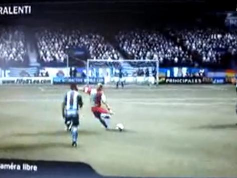 J'ai retrouvé 2 vieux (beaux) buts sur Fifa 07