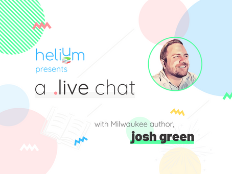 WATCH: A Live Chat with Josh Green
