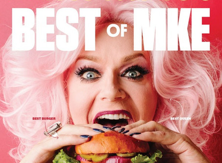 Helium Selected As Editor's Pick - Best New Idea - In Milwaukee Magazine September Issue