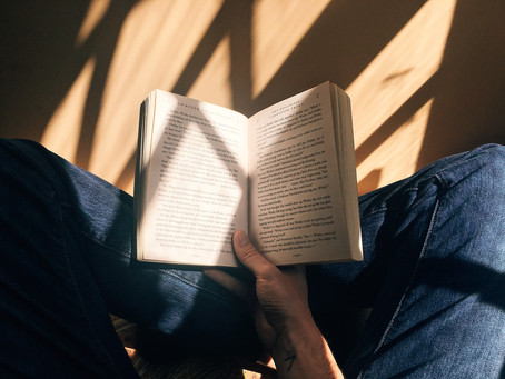 Lessons From a Month of Reading