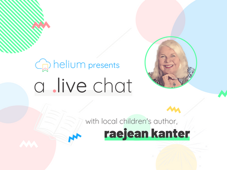 WATCH: A Live Chat with Raejean Kanter