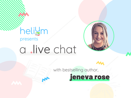WATCH: A Live Chat with Jeneva Rose