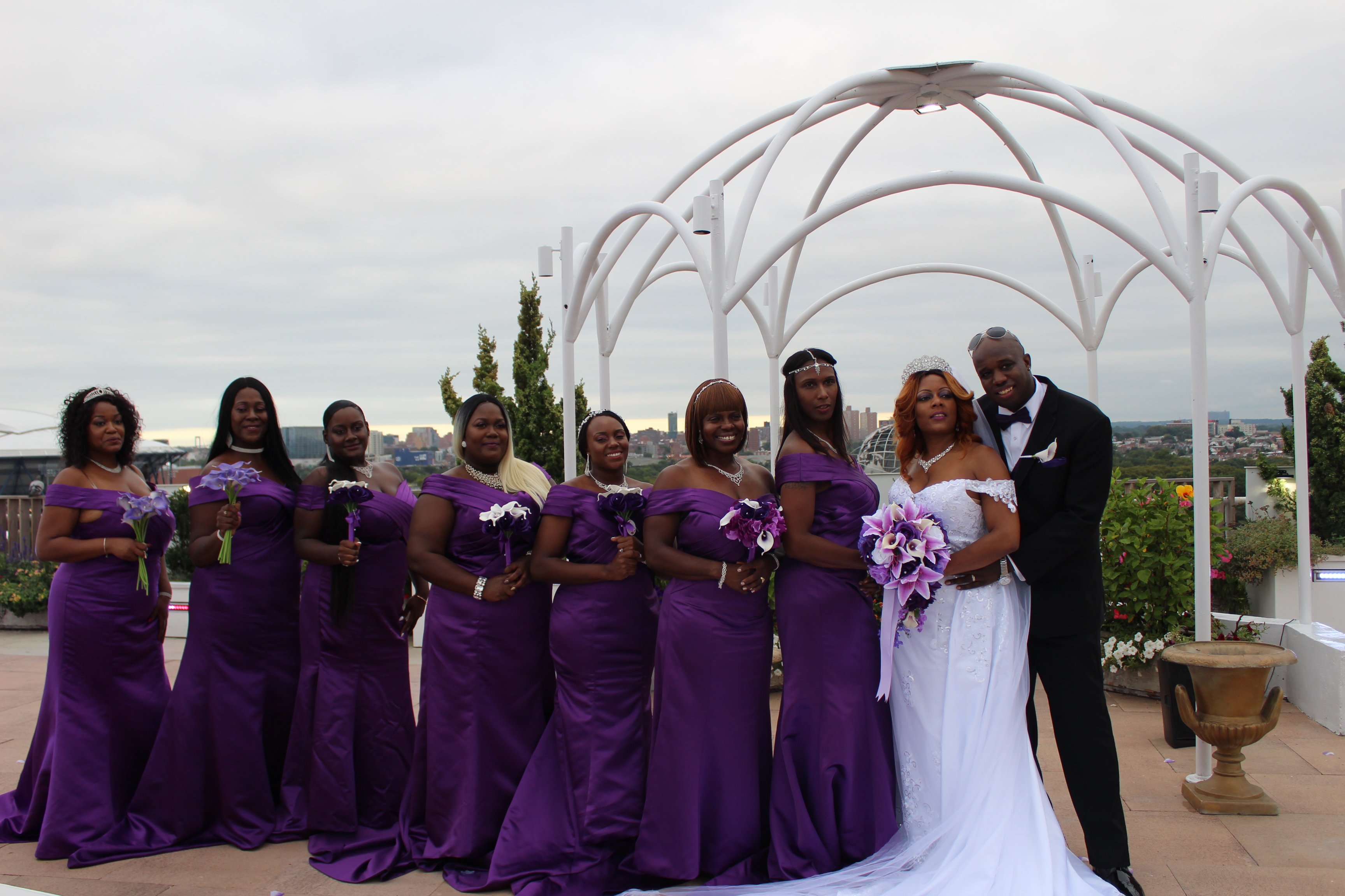 VanKallen Bridal Party