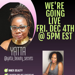 Featuring Yatta Beauty Secrets Part 2