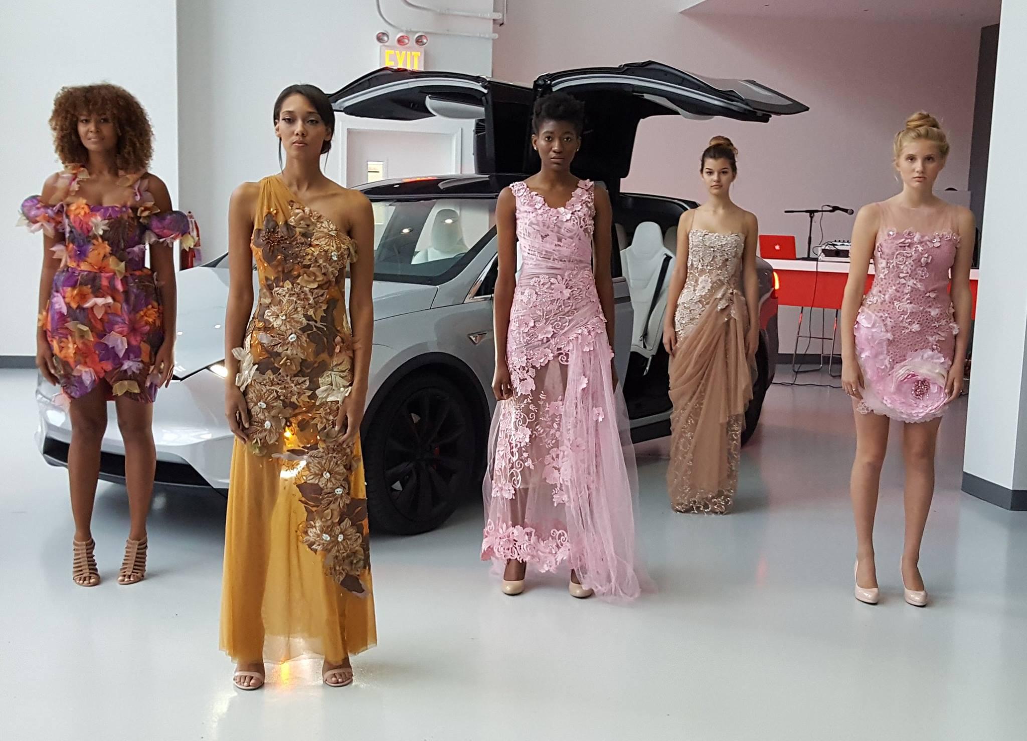 Fashion Week Brooklyn Car Show