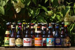 Diverse bieren