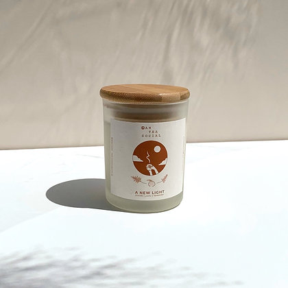 Soy Candle - A New Light