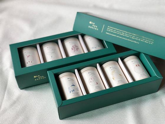 4 Tin Collection