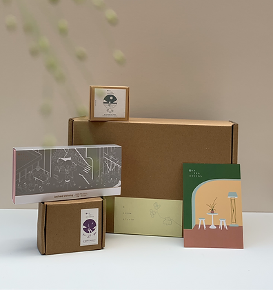 Gift Box - A Sense of Calm