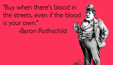 Blood on the streets of #Crypto....