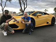 #lambo fun with #chrisconey in #las vega