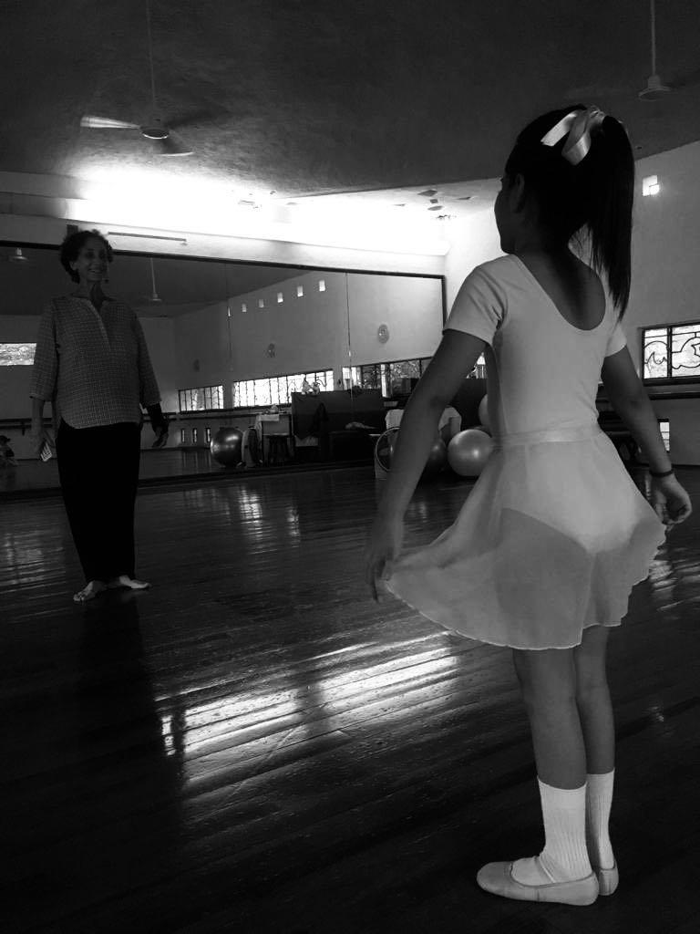 Danza Clásica - Pre primary / Grade 1-3