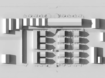 NAZARETH HEIGHTS - Final site plan using ArchiCAD