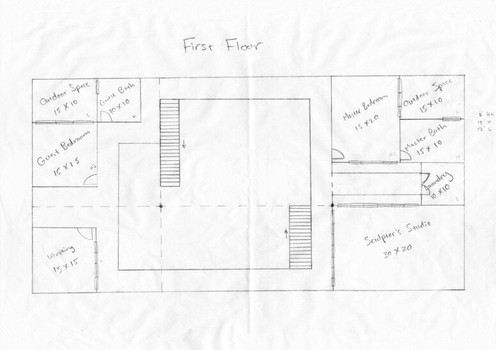 DIVIDE AND CONQUER - First Floor Plan