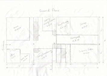 DIVIDE AND CONQUER - Ground Floor Plan