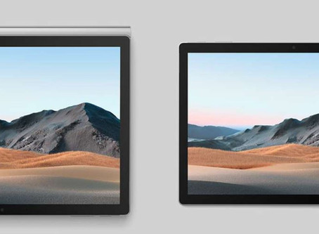 Microsoft: New Surface Book 3