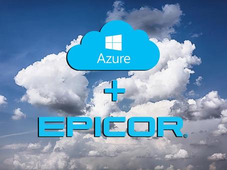 Epicor ERP Powered by Microsoft Azure
