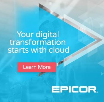Digital Transformation Roadmap - Epicor ERP