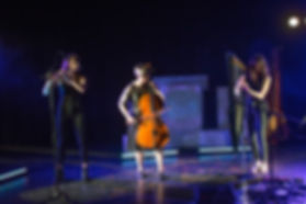Phantasia Trio, female musicians lincolnshire yorkshire