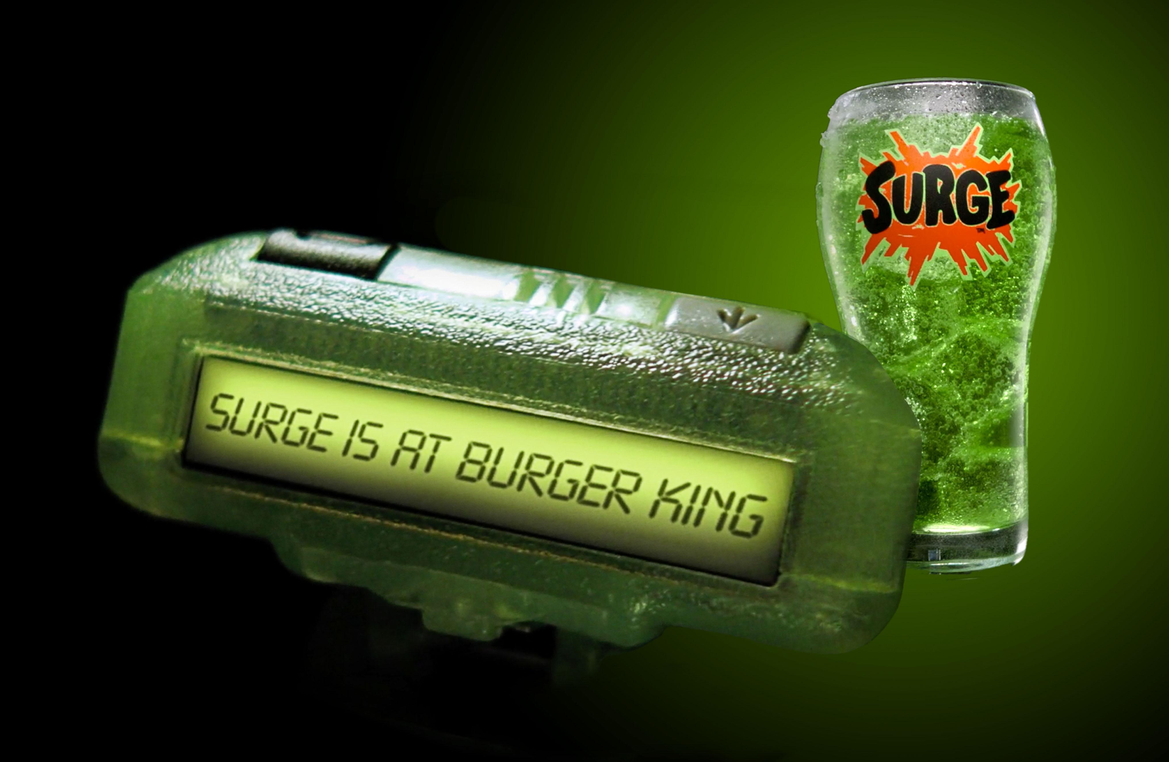 Surge Keyframe Image