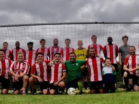 Brentford Town 4 FC Griffin Park 5