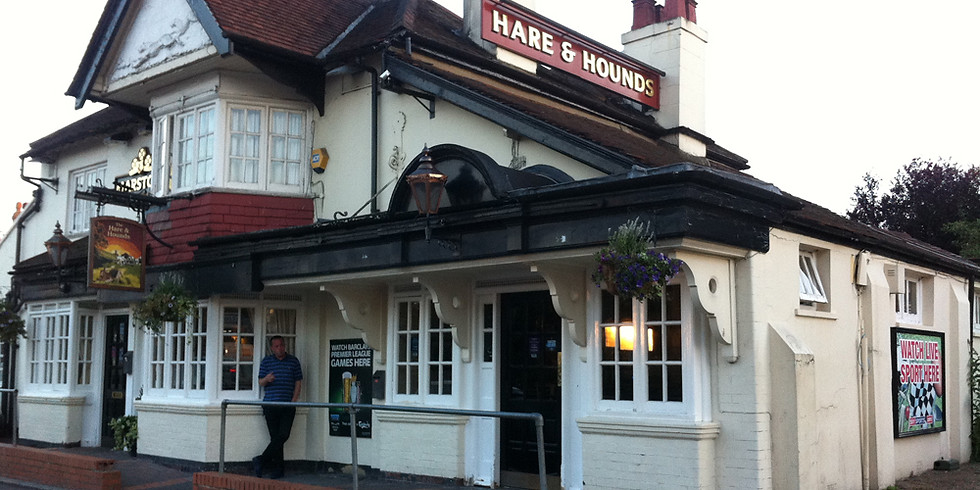 Hare & Hounds FC vs FC Griffin Park