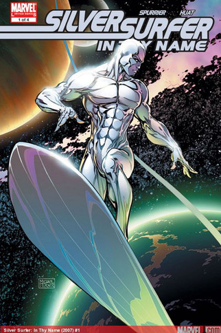 Silver Surfer In My Name