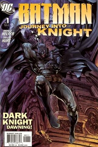 Batman Journey into Knight