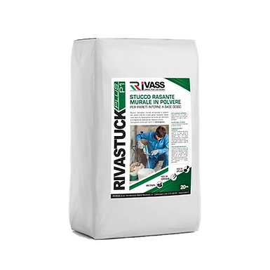 Stucco in polvere RIVASTUCK PLUS P1