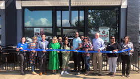Trackside Wine Bar opens in downtown Calhoun