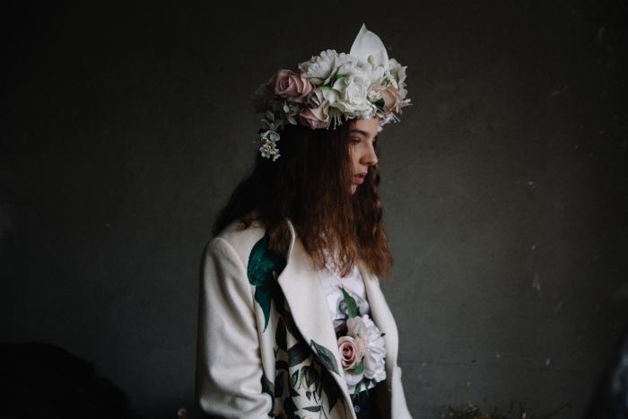 Fleurs Endeuillées