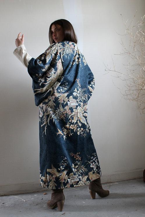 SILVER SHOW - Kimono FRUBO