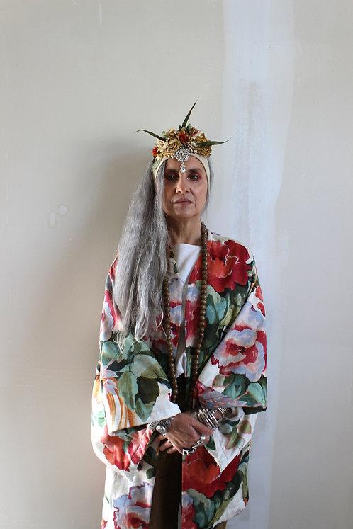 SILVER SHOW - Kimono FAROZ
