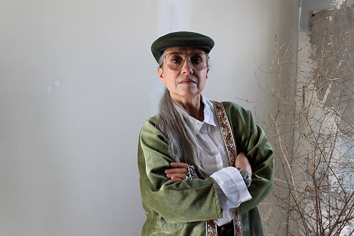 SILVER SHOW - Kimono ANGLAVCH