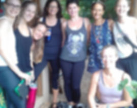 #newfriends #yoguis #smile #grateful #su
