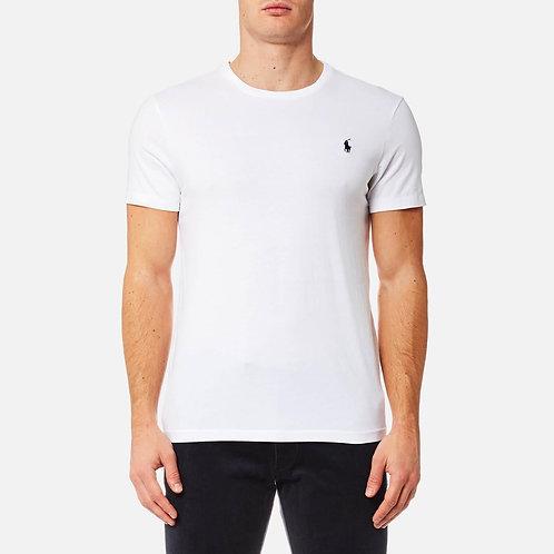 T-shirt Basica Ralph Lauren Bianca