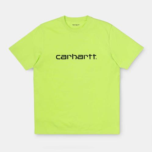 T-shirt Carharrt maxi Logo