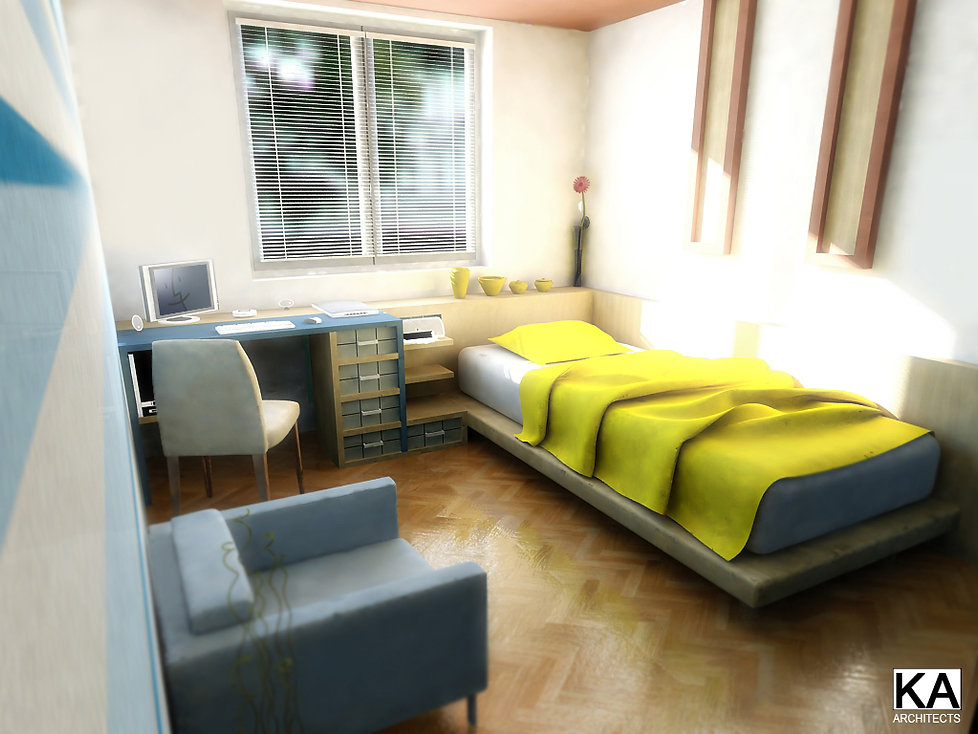 Kragujevac, Serbia  apartment inteior design