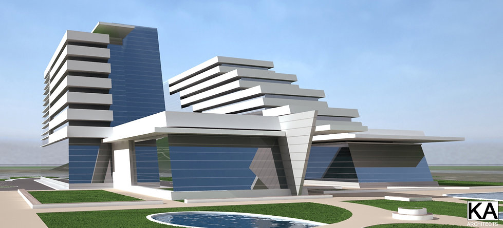 Buljarice, Montenegro  hotel  site anylisis, conceptual design architectural design