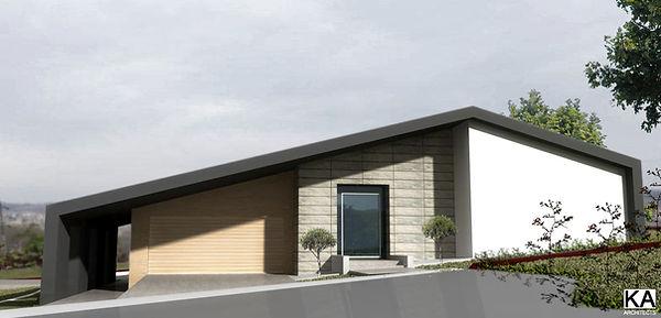 Arandjelovac, Serbia  a single-family house architectural design