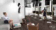 The Hair Boutique is a Hair Salon based in the city centre of Exeter interior design