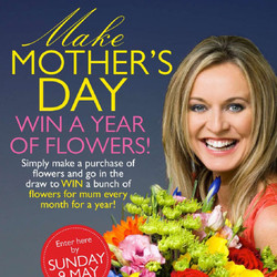 Mother's Day promotion for NFPG
