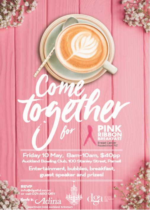 Pink Ribbon Breakfast 2019