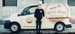 Publicity for Coffee Cruiser