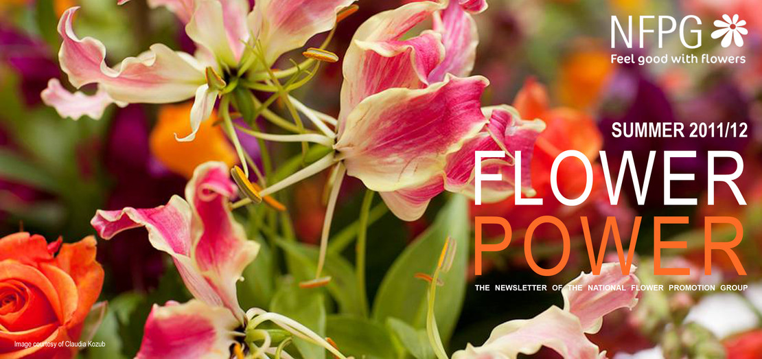 National Flower Promotions Group Campaign