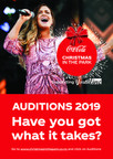 Calling for New Zealand's brightest new stars to perform at the nation's favourite Christmas party!