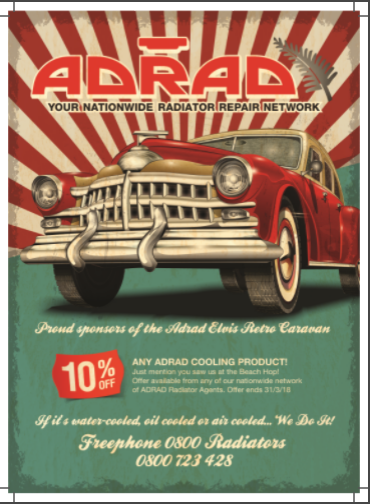 Advertising and PR for Adrad NZ
