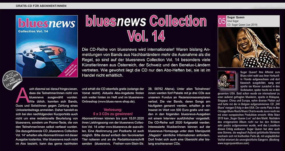 bluesnews-Collection-Vol-14 Sugar Queen
