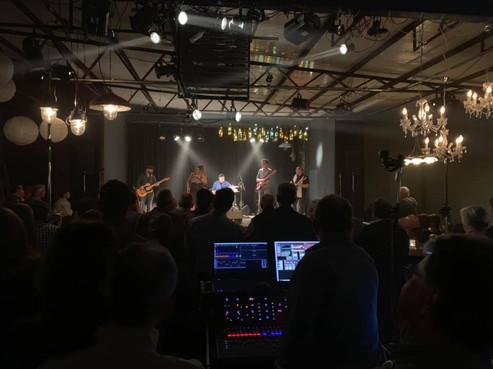 Sugar Queen LIVE recording in Belgium